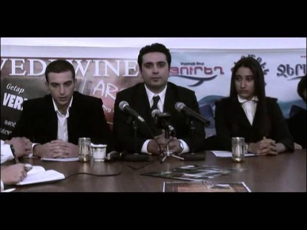 Paxust (Armenian Serial) Episode 41 Փախուստ (Հայկական Սերիալ) Մաս 41