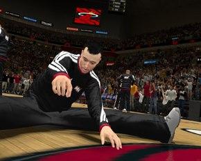 Никита в НБА2К13