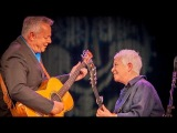 Tommy Emmanuel and Janis Ian at the Philadelphia Folk Festival