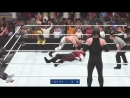 [REVboxWrestling] WWE 2K18 WRESTLEMANIA WEEK 12 MONDAY NIGHT WAR UNIVERSE