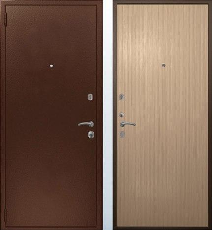 Металлические двери Гардиан от производителя