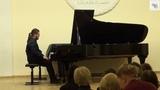 Франц Шуберт Соната для фортепиано a-moll D.537 Андрей Неганов фортепиано