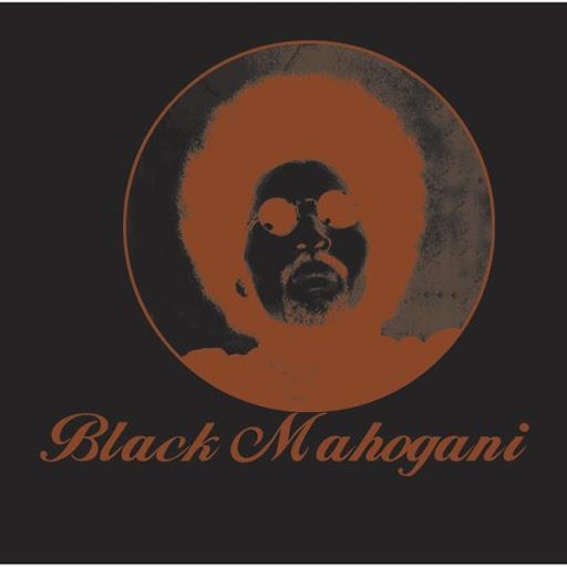 Moodymann альбом Black Mahogani