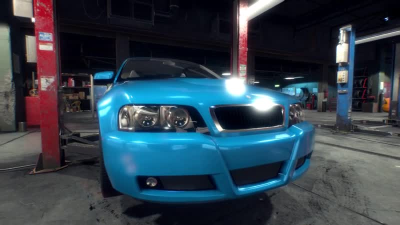 Car Mechanic Simulator dev diary