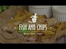 Fish and chips без фритюра 🍟🐟