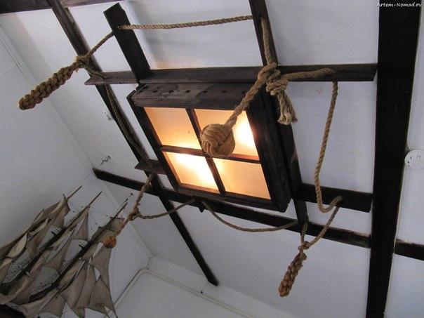 Дом-музей А. Грина: Внутри