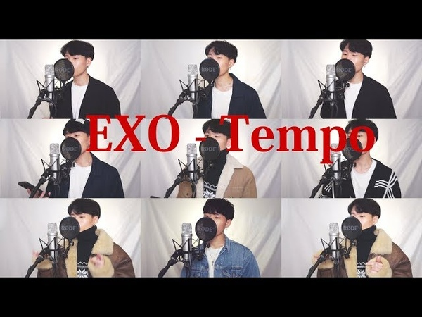 EXO 엑소 'Tempo' (템포) 커버 COVER by 돌핀