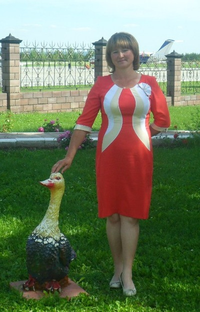 Лилия Бадретдинова