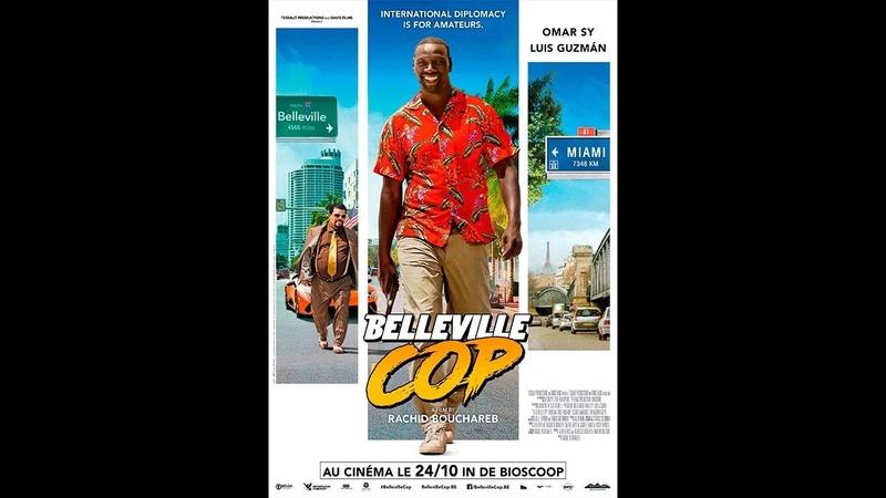 Belleville Cop (2018) HD 720p - VOST French Dutch Subtitled