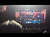 Тамара Синявская и Эмин Агаларов открывают концерт памяти Муслима Магомаева