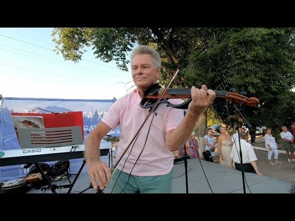 Скрипка Сергея Рыженко - просто волшебная музыка из Титаника