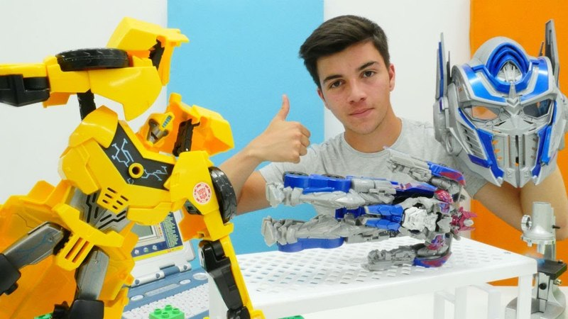 Bumblebee ve Optimus'u kontrol edelim. Transformers analiz sistemi