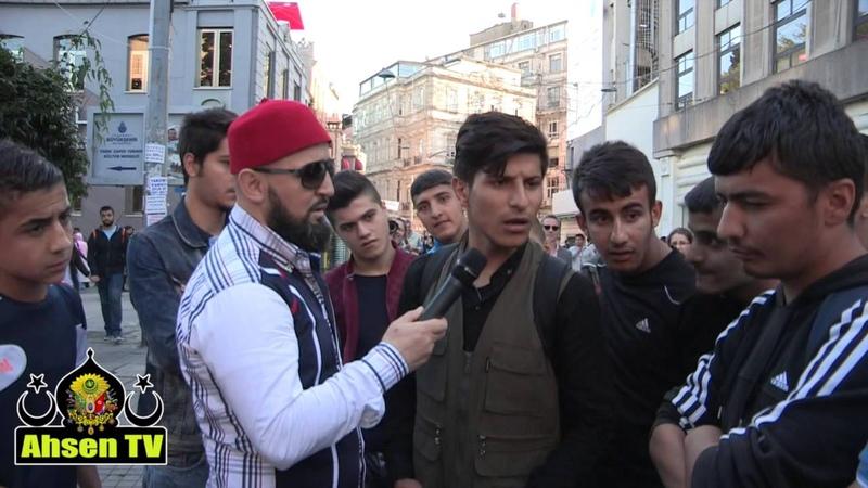 HDPli Gençler ile Siyasi Münazara
