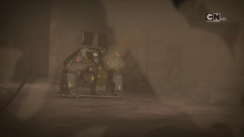 Трансформеры: Роботы Под Прикрытием s2e15 – Высший Бал!