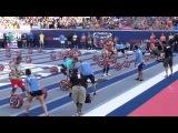2014 Reebok CrossFit Games - [Clean Speed Ladder ]- Rich Froning, Matt Fraser