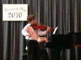 A. Komarowski, Concerto No. 2 in A major, 1st Movement