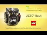 Лего Набор Рюкзак + пенал, мешок для обуви, спорт.сумка + аксессуары Ninjago Cole 21 л, LEGO