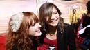 BellaThorne and Zendaya Coleman Interview Red Carpet at Tangled Premiere