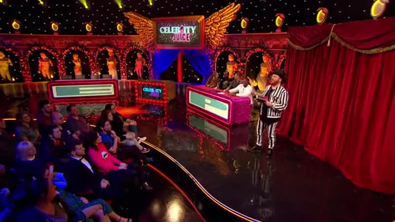 Celebrity Juice 21x06 - Richard Blackwood, Joel Dommett, Emilia Fox, Ore Oduba, Tom Read Wilson, Angela Scanlon, Stacey Solomon