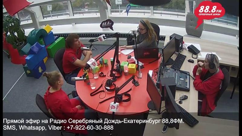 Мария Виненкова и Игорь Ладейщиков в Игре в кубики