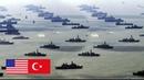 United States vs Turkey Military Power Comparison 2019 türk ordusu