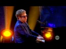 "Elton John sings ""Voyeur"" on the GNS"