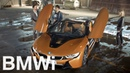 BMW i8 Roadster. All you need to know.