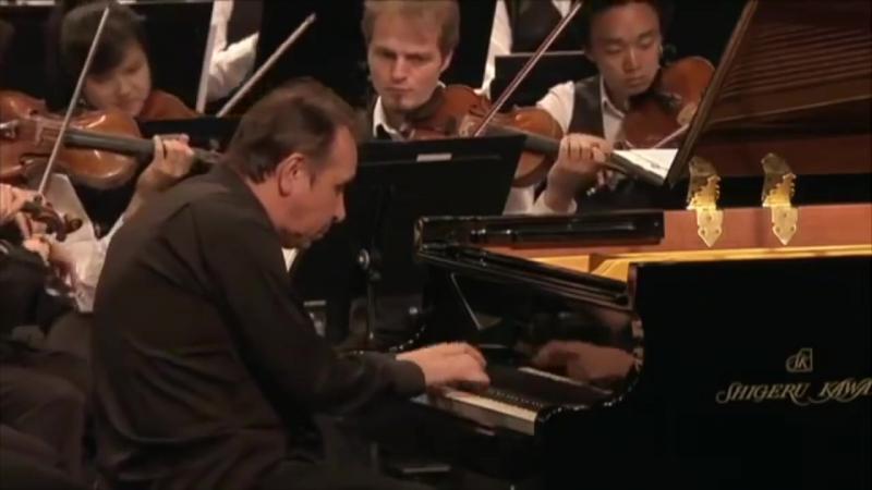 M. Pletnev plays Tsfasman's