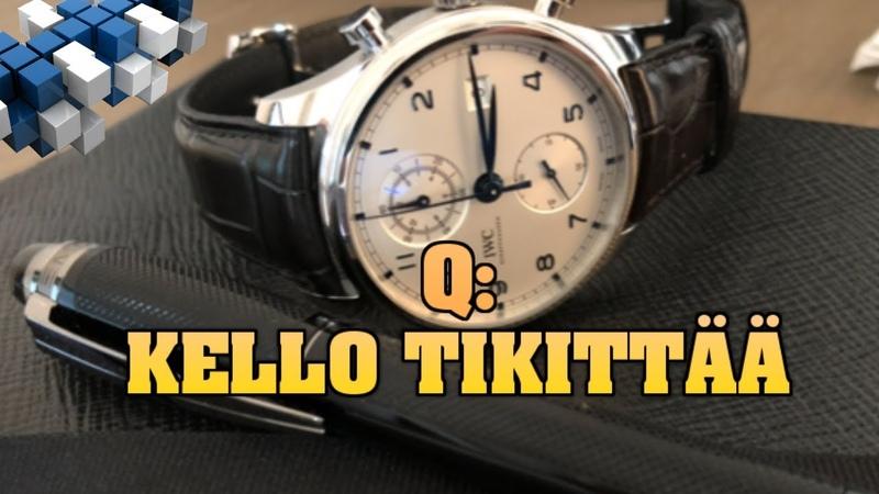 QAnon Kello tikittää I BlokkiMedia