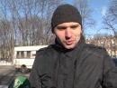 Водії про перекриту площу Чернігова