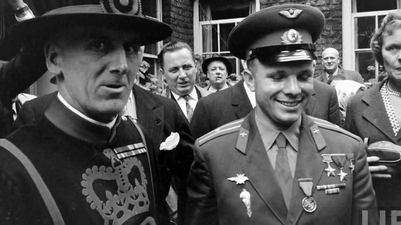 Гагарин: я не имею отношения к родословной князей Гагариных, я простой советский человек!