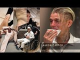 Aaron Carters real life behind the scenes - YouTube