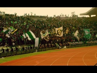 Ultras Eagles : Animation & Ambiance - Rca vs Cra