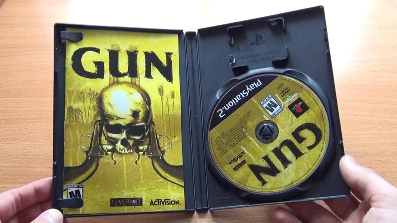 Gun Playstation 2 NTSC