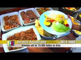 ..::RESTAURANTE E ALMOÇO EM BAURU::..VT Amábile Restaurante (23-12-2013)