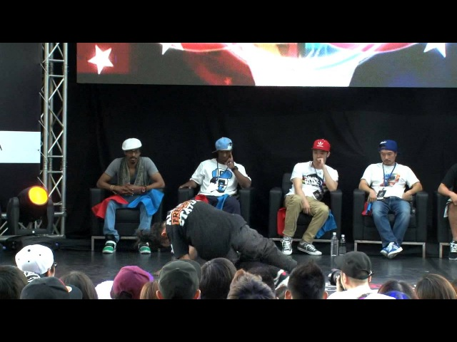 Nish AUS vs T Monster MYS DANCE@LIVE WORLD CUP 2013 FREESTYLE FIRSTGAME