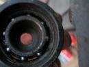 Ролики ГРМ с моего Мондео, или как слесаря используют ресурс детали до конца:D