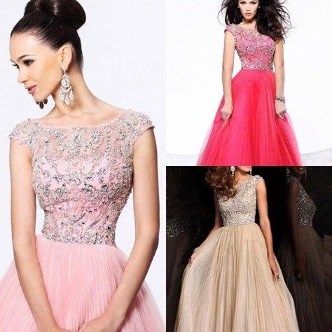 Интернет магазин вечерних платьев: купить красивые