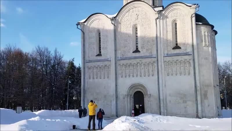 Загадки соборов Древней Руси