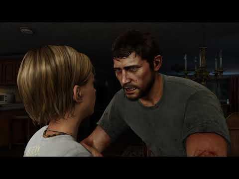 Прохождение PS4 Одни из нас обновленная версия 1 так себе день рождение