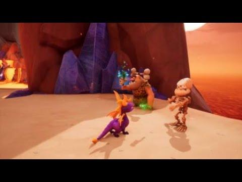 Spyro Reignited Trilogy Fortnite Easter Egg