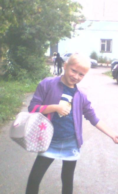 Ксюша Жернакова, 19 мая , Пермь, id168019022