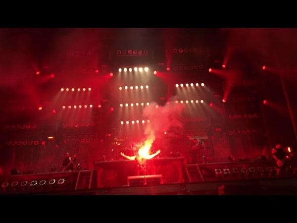 Rammstein | Mein Herz Brennt Links 2 3 4 Puerto Vallarta 2018 4k