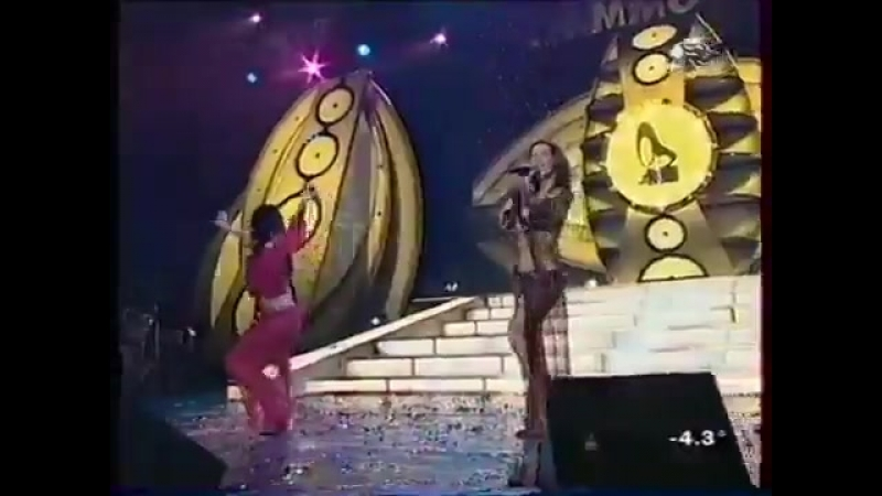 ВИА Гра Не оставляй меня любимый Золотой Граммофон Санкт Петербург 07 12 2003