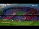 FC Barcelona in the Camp Nou El Clasico HD