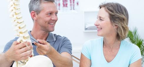дефанотерапия лечит сколиоз на ранний степени