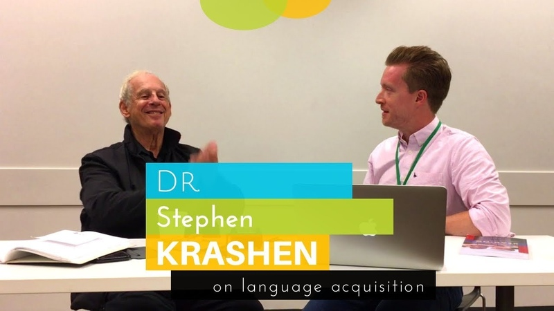 Stephen Krashen on Language Learning in the Polyglot Community