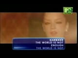 garbage - the world is not enough mtv