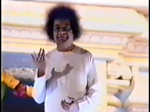 Bhagavan Sri Sathya Sai Baba- Christmas Celebrations 1995