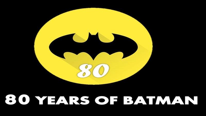 Batman-80th Anniversary Tribute